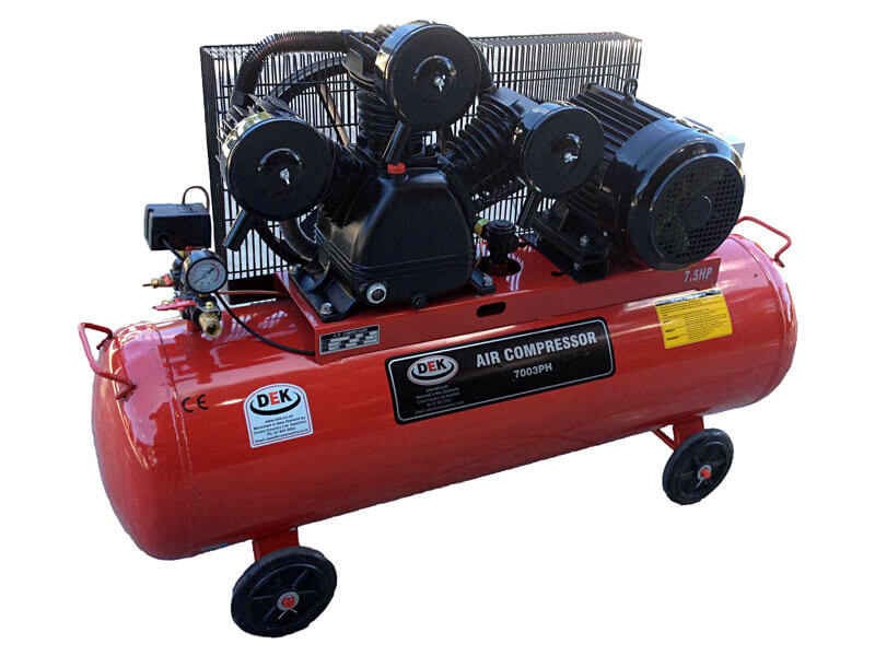 DEK-7003HP Three Phase Compressor