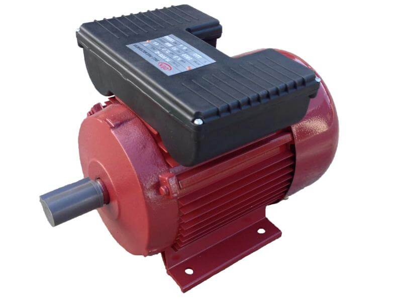 DEK 2HP Electric Motor