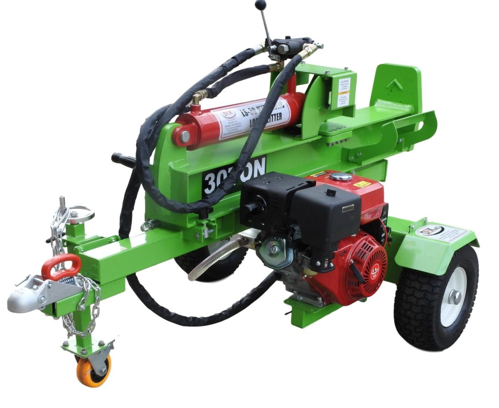 DEK 32 Ton Petrol Log Splitter – 13hp engine