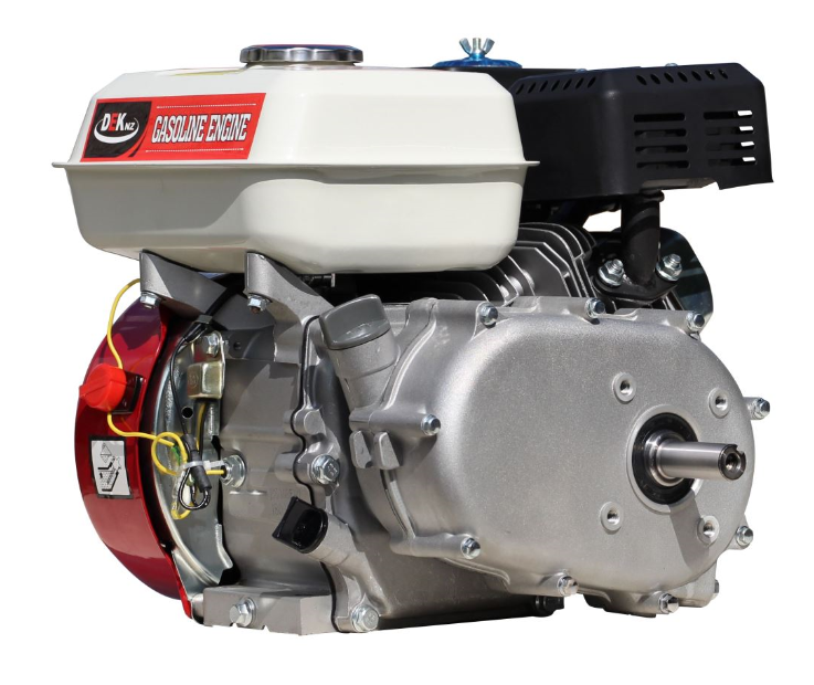 DEK 6.5hp Petrol Engine 2:1 Reduction