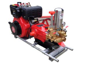 DEK 12hp HP Piston Diesel Water Pump – W120
