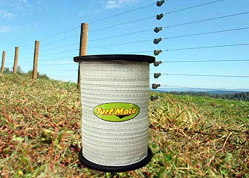 Turf Mate 13mm Electric Fence Tape