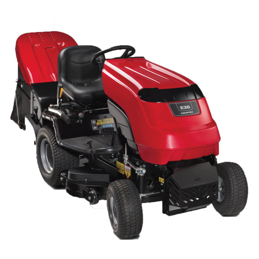 Countax Ride-On Mower