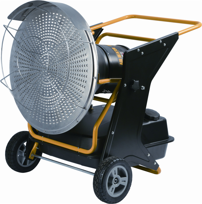 240V IndustrialDiesel Radiant Air Heater – 40kw