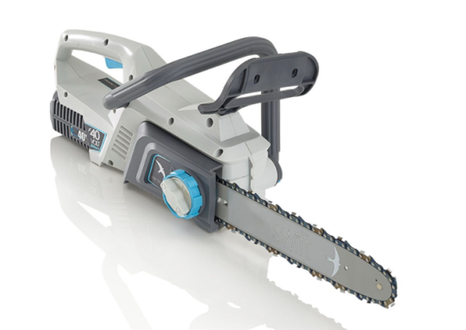 SWIFT 40-Volt Chainsaw
